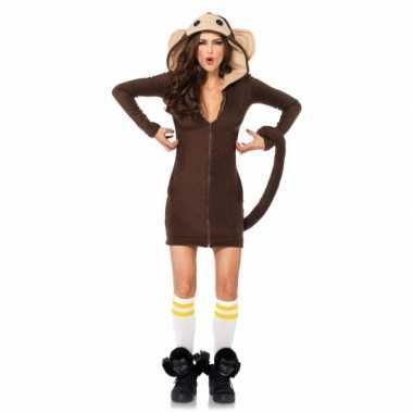 Apen verkleedkleding voor dames