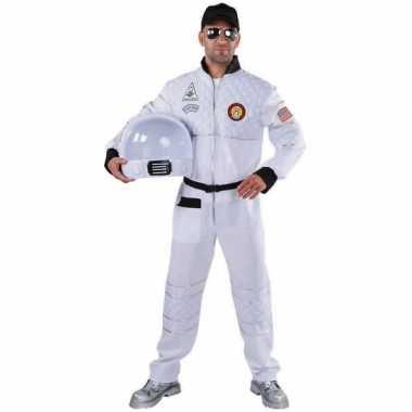 Astronaut verkleedkleding voor heren