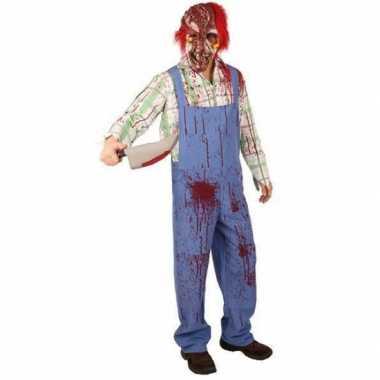 Bebloed zombie verkleedkleding