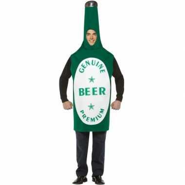 Bierfles verkleed verkleedkleding 10045726