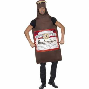 Bierfles verkleed verkleedkleding
