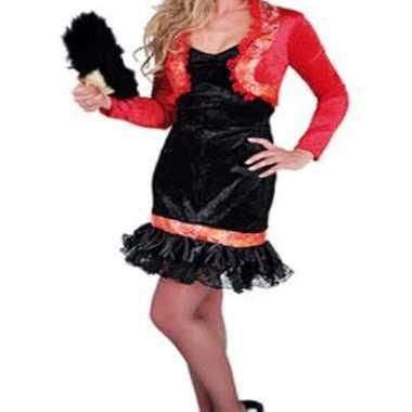 Carnavalsverkleedkleding spaanse jurk