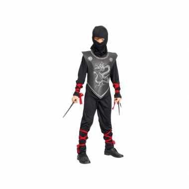 Compeet ninja verkleedkleding voor kinderen