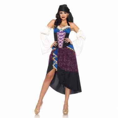Compleet gypsy verkleedkleding voor dames