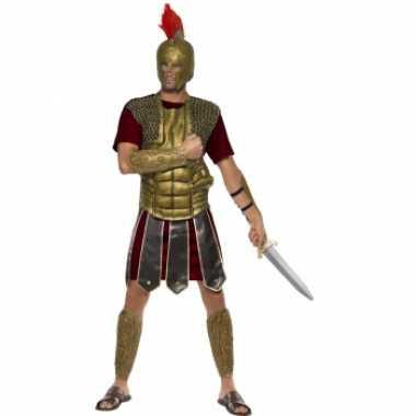 Compleet verkleedkleding perseus gladiator