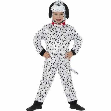 Dalmatier honden verkleedkleding voor kinderen