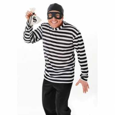 Dief of inbrekers verkleedkleding