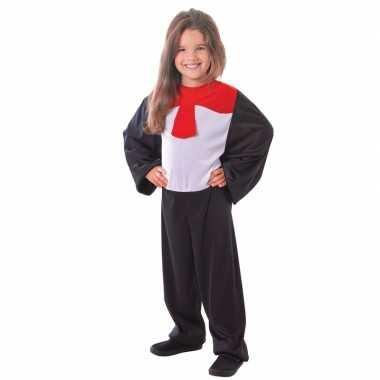 Dierenpak katten/poezen verkleed verkleedkleding voor kinderen