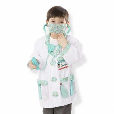 Dokter verkleedkleding voor kinderen