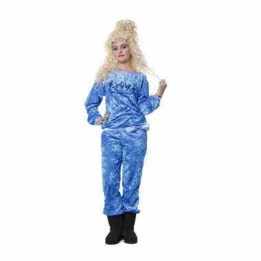 Donders huispak verkleedkleding voor dames