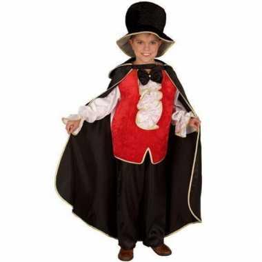 Dracula verkleedkleding voor kinderen