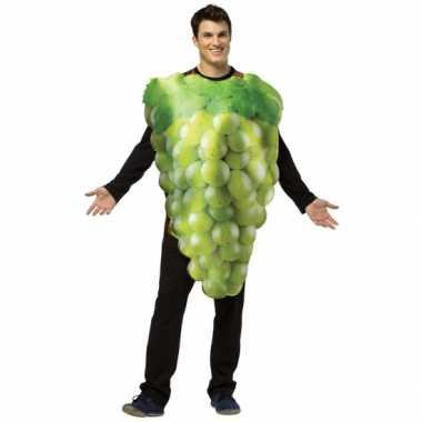 Druif verkleedkleding voor dames en heren