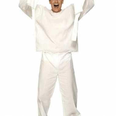 Dwangbuis patient verkleedkleding