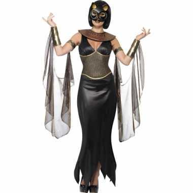 Egypte verkleedkleding poezen godin bastet