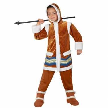 Eskimo verkleedkleding voor kids