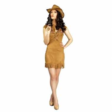 Feest cowboy verkleedverkleedkleding dames