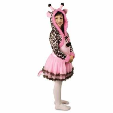 Feest giraffe verkleedverkleedkleding voor meisjes