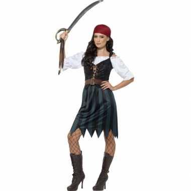 Feest piraat verkleedverkleedkleding voor dames