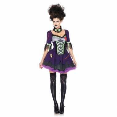 Frankensteins bruid verkleedkleding