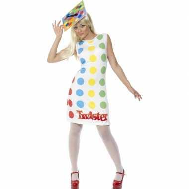 Funny verkleedkleding twister pak