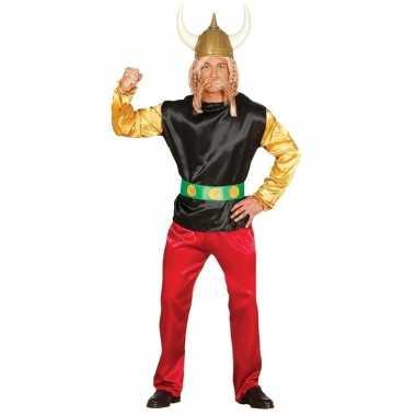 Gallier verkleed verkleedkleding asterix voor volwassenen