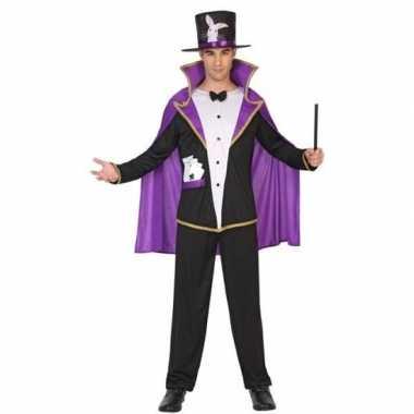 Goochelaar verkleed pak/verkleedkleding voor volwassenen