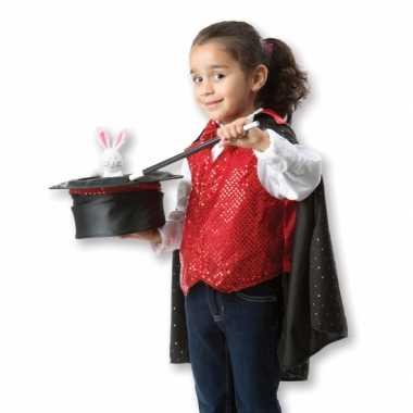 Goochelaar verkleedkleding voor kinderen