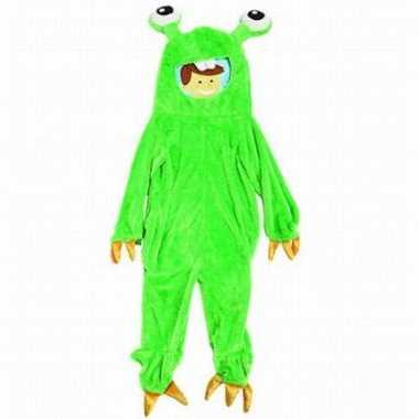 Gumbly monster kinder verkleedkleding