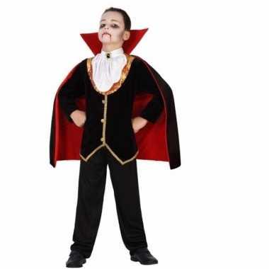 Halloween vampier verkleedkleding voor kinderen