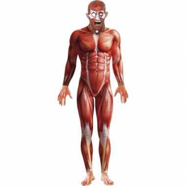 Halloween verkleedkleding body suit
