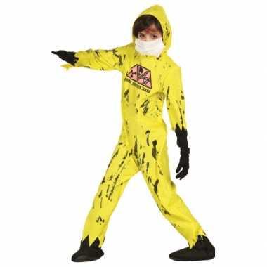 Halloween zombie verkleedkleding voor kinderen