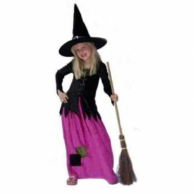 Heksen verkleedkleding voor meisjes 10059868