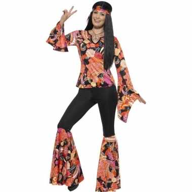 Hippie verkleedkleding willow voor dames