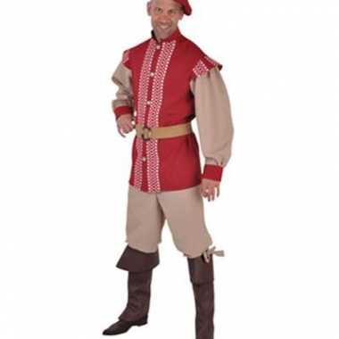 Historische verkleedkledings voor heren