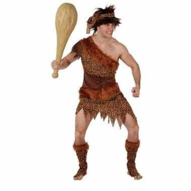 Holbewoner/caveman atouk verkleed verkleedkleding heren