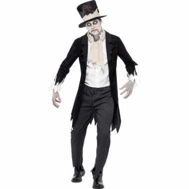 Horror bruidegom verkleedkleding