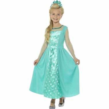 Ijsprinses verkleedkleding voor meisjes