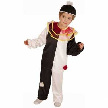 Italiaans clown verkleedkleding voor kinderen