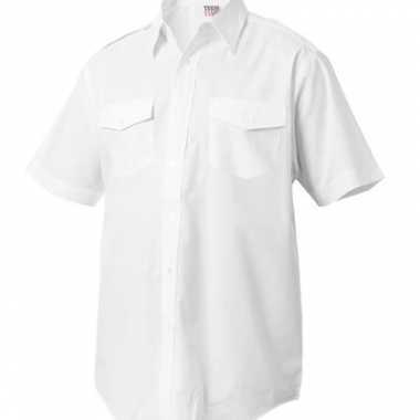 Kapitein verkleedkledings overhemd km