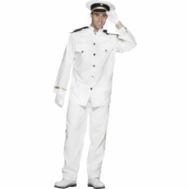 Kapiteins verkleedkledings voor heren
