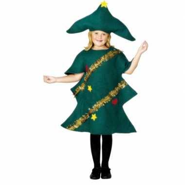 Kerstboom verkleedkledings voor kinderen