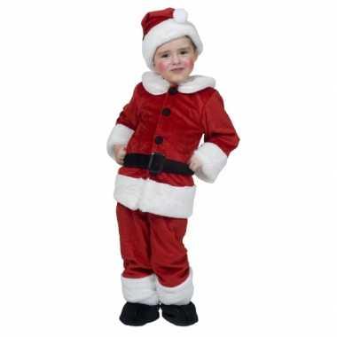 Kerstman verkleedkledings voor kinderen