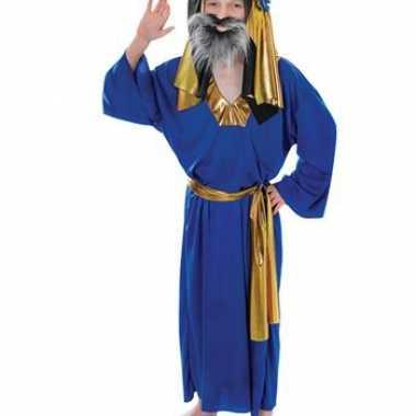 Kids kerst verkleedkleding drie wijzen uit het oosten