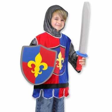 Kinder verkleedkleding ridder