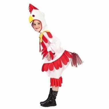 Kip/haan verkleedkleding voor kinderen