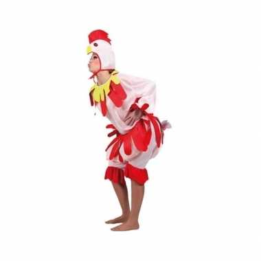 Kip verkleedkleding voor volwassenen