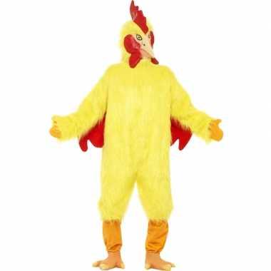 Kippen verkleedkleding voor volwassenen