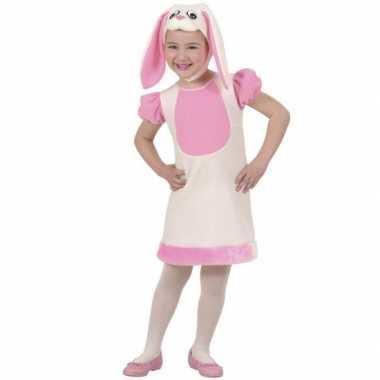 Kleuter verkleedkleding konijntje