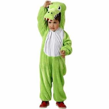 Krokodil croco verkleedkleding voor kinderen