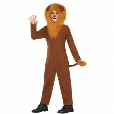 Leeuw leo verkleedkleding voor kinderen